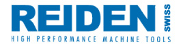 REIDEN 5-Axis Machining Centers