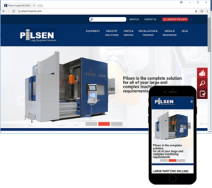 Welcome to Pilsen's New Website and Blog